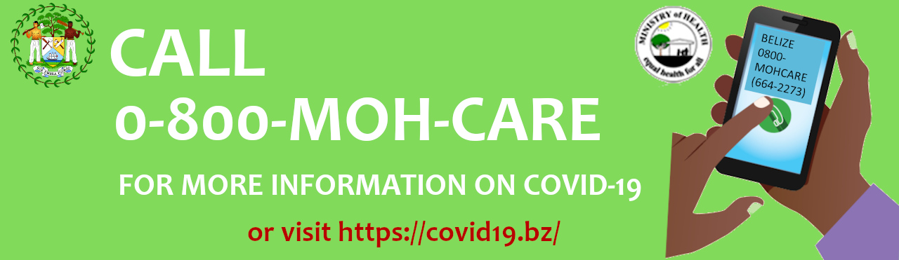 COVID-19 Hotline and Information Website