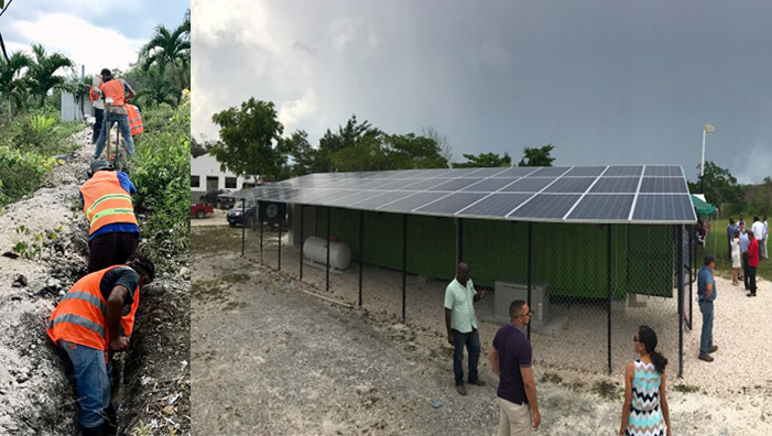 Expanding Access to Electricity in Belize