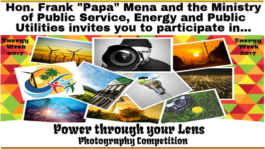 Energy Photography Competition 2017 - CARICOM Energy Month ( ...