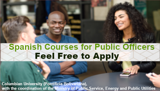 Spanish Language Courses for Public Officers