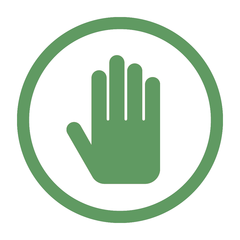 prevention icon
