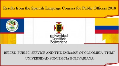 Results from the Spanish Language Courses for Public Officer ... Image 1