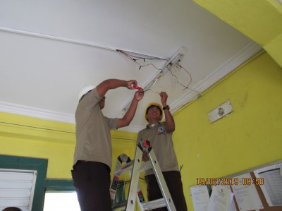 Energy Conservation Measures by Installing LED lights in Pub ... Image 5