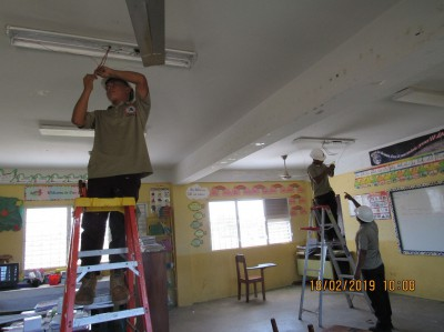 Energy Conservation Measures by Installing LED lights in Pub ... Image 7